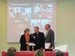 Kollvik-Recycling-compost-Lycée de Navarre bio committed establishment