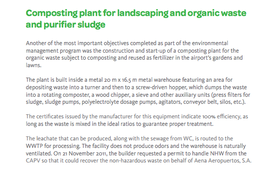 environmental report bilbao airport composting plant 2