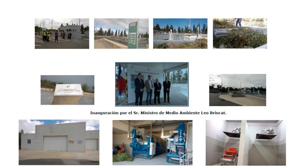 kollvik composting plant Civic Amenity Site Ta' Qaly, en Malta